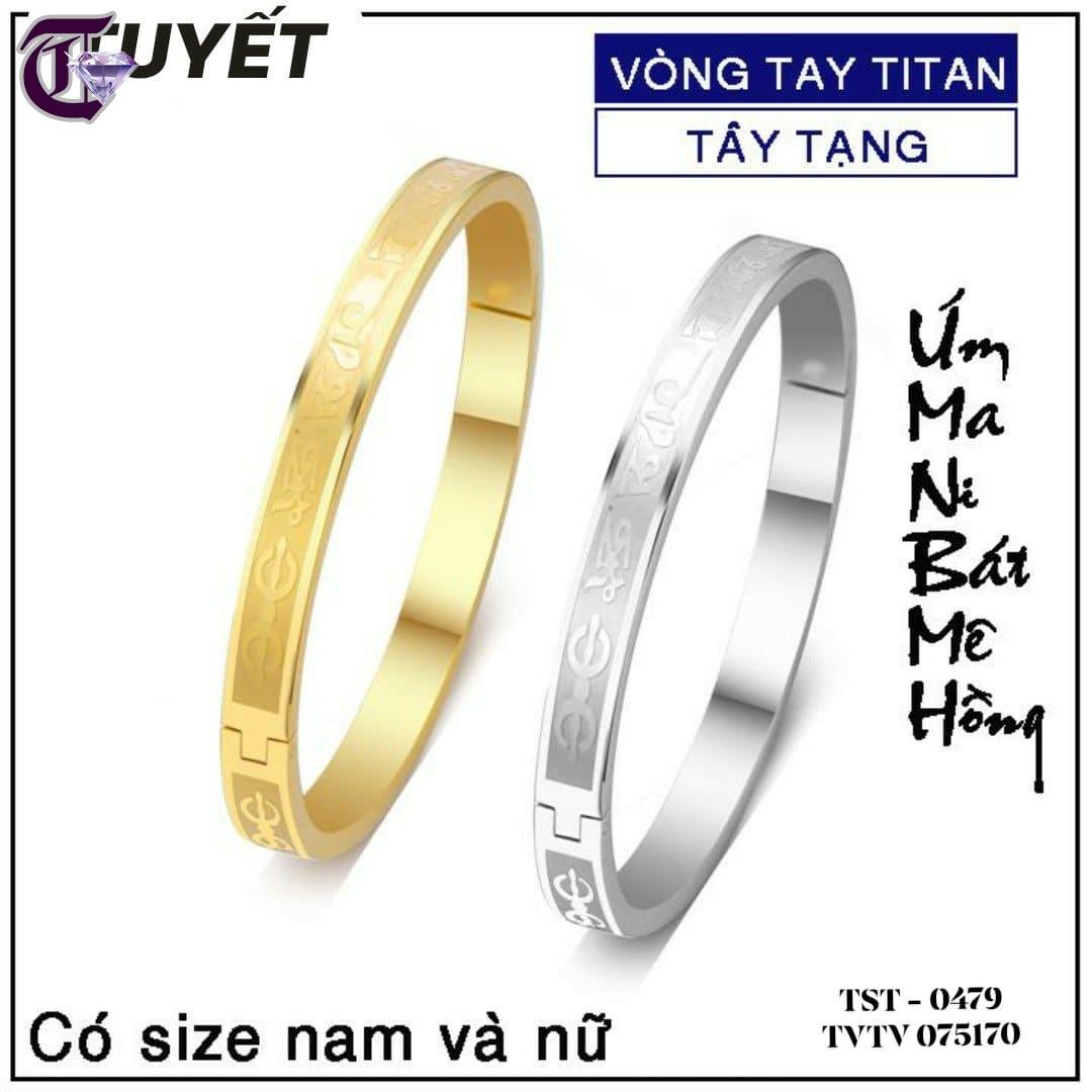 VÒNG TAY TÂY TẠNG CHÚ OM MANI PADME HUM TVNN 0480
